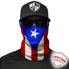 Бандана с флагом SA Puerto Rico Flag