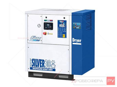 Винтовой компрессор FIAC NEW SILVER D 30