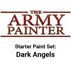 Базовый комплект красок Army Painter: Dark Angels