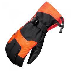 Cubrick Short / Черно-оранжевый