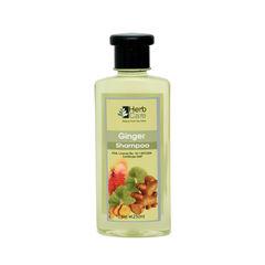 Укрепляющий шампунь с Имбирем и Центеллой, HerbCare