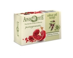 Мыло оливковое с гранатом Aphrodite 100 гр