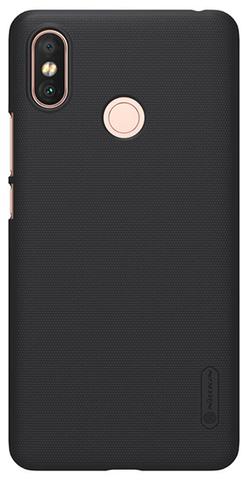 Накладка Nillkin Frosted Shield пластиковая для Xiaomi Mi Max 3 Black