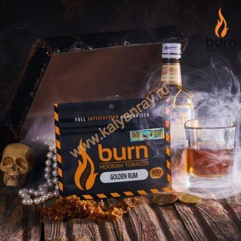 Burn Golden Rum