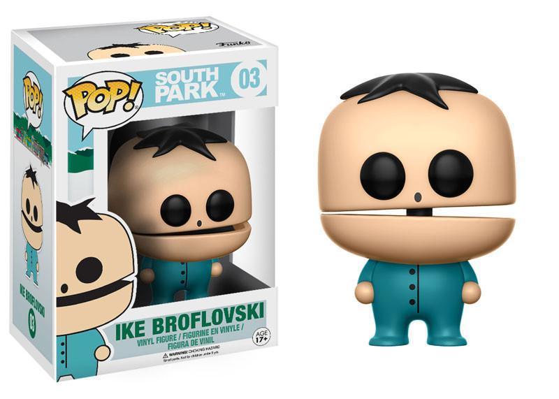 Фигурка Funko POP! Vinyl: South Park: Ike Broflovski 12303