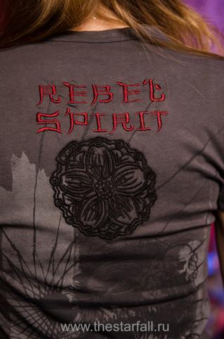 Футболка Rebel Spirit GSSV120624