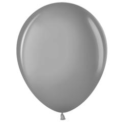 МЛ 5''/13 см, Серебро (801), металлик, 100 шт.
