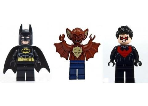 LEGO Super Heroes: Бэтмен: Атака человека-летучей мыши 76011