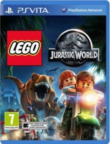 Sony PS Vita LEGO Jurassic World (русские субтитры)