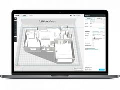 Ultimaker S5 - новый 2-х экструдерный 3D-принтер.