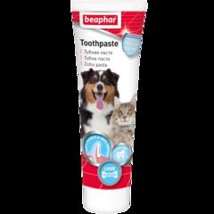 Beaphar зубная паста для кошек и собак со вкусом печени 100 гр