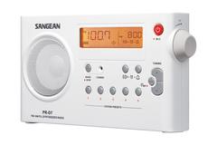 Радиоприемник SANGEAN PR-D7 white