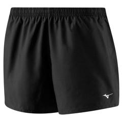 Женские спортивные шорты Mizuno DryLite Core Square 4.1 (J2GB4207 09) черные