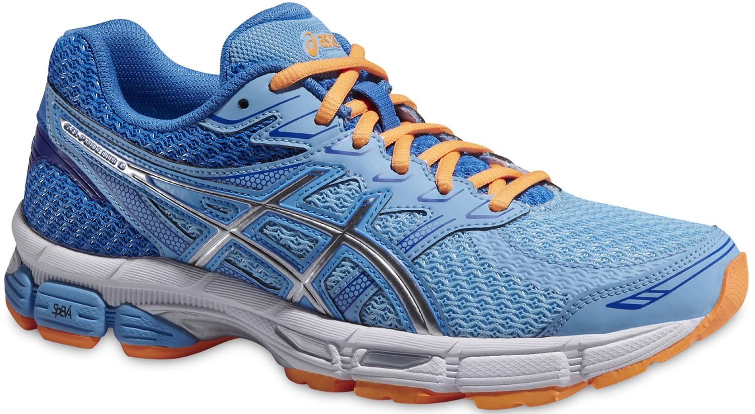 Женские кроссовки для бега Asics Gel Phoenix 6 (T470N 4193) синие фото