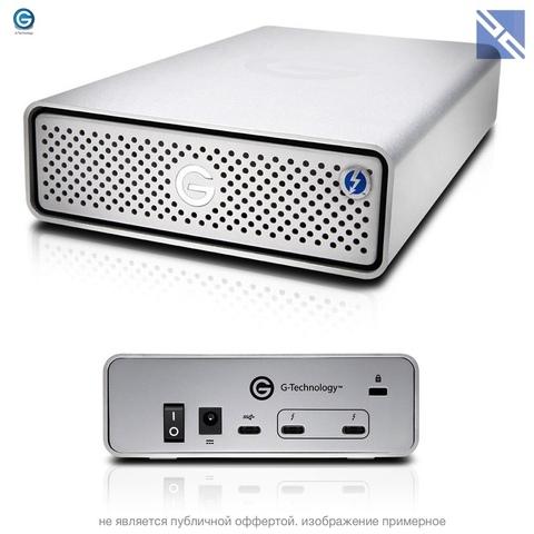 Жесткий диск G-Technology 4TB G-DRIVE Thunderbolt 3 + USB-C