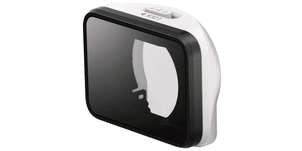 Фильтр Sony (AKA-MCP1) вид сбоку