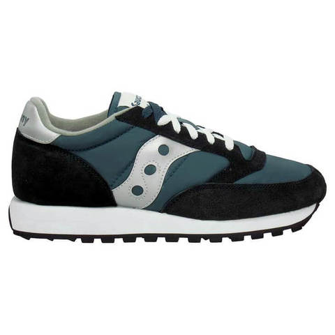 Кроссовки женские SAUCONY Jazz Original Navy/Silver
