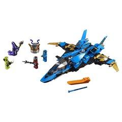 Конструктор LEGO Ninjago Штормовой истребитель Джея 70668