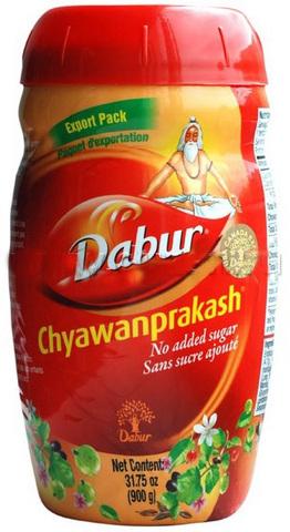 Чаванпраш Дабур без сахара 900 г