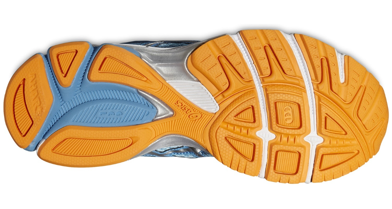 Женские беговые кроссовки Asics Gel Phoenix 6 (T470N 4193) синие фото