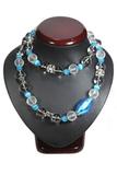Ожерелье Onda del mare цвет голубой (уточняйте наличие)