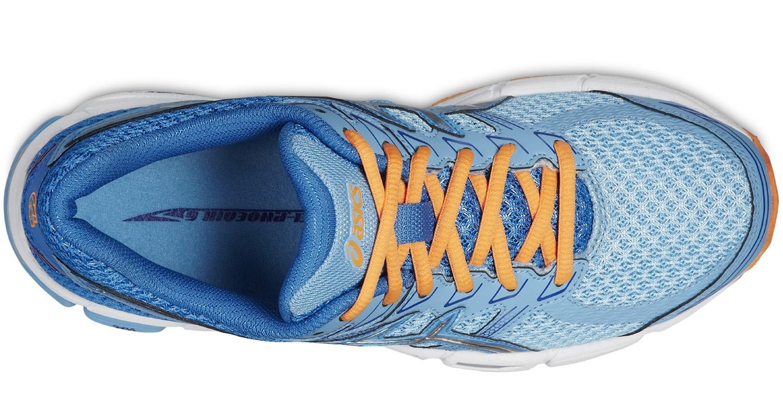 Женские беговые кроссовки Asics Gel Phoenix 6 (T470N 4193) синие фото сверху
