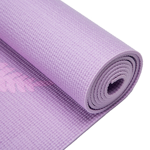 Коврик для йоги Папоротник 183*61*4мм