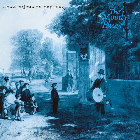 The Moody Blues / Long Distance Voyager (LP)