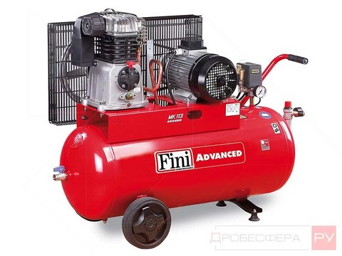 Поршневой компрессор FINI MK 113 90 5.5