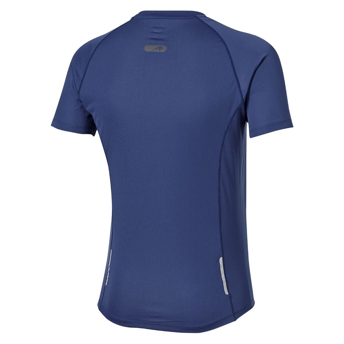 Мужская одежда для бега Asics FujiTrail Ultra Top (130006 8133) синяя фото