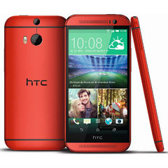 HTC One M7 16Gb Красный Red
