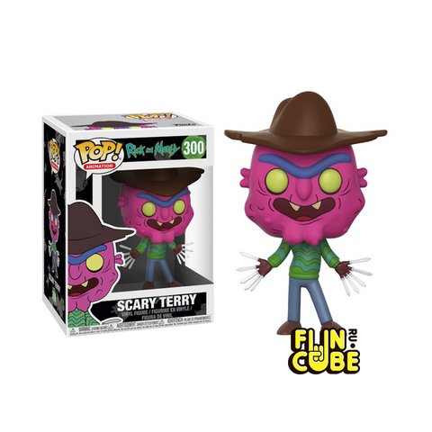 Funko Rick and Morty: Scary Terry (No.300)