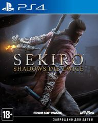 Sony PS4 Sekiro: Shadows Die Twice (русские субтитры)