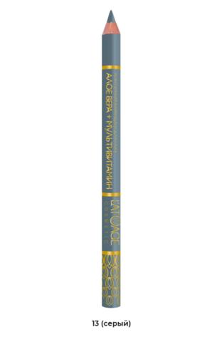 l`atuage Контурный карандаш для глаз №13 (серый)