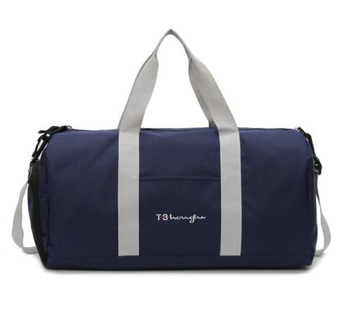 Спортивная сумка Fitness2u-T-3L - синяя