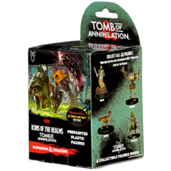 D&D Icons of the Realms: Tomb of Annihilation – Booster