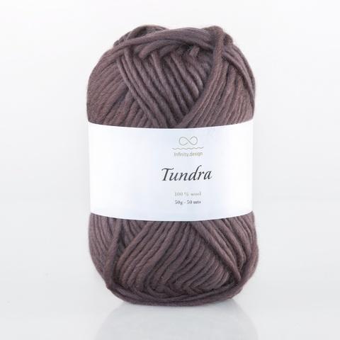 Пряжа Infinity Tundra 5870 антрацит