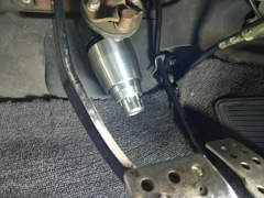 Защитная корона для блокиратора рулевого вала Перехват–Универсал