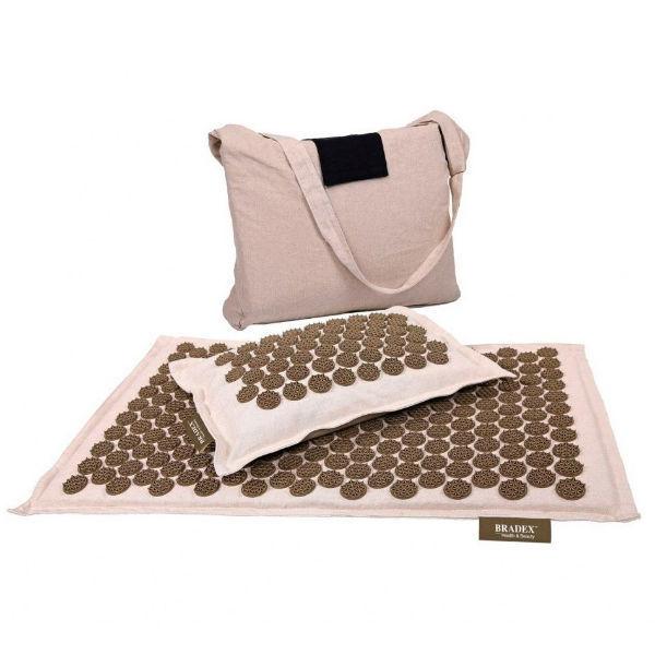 Для здоровья Акупунктурный набор НИРВАНА Премиум (подушка, коврик, сумка) akupunkturnyy-nabor-nirvana-premium-podushka-kovrik-sumka.jpg