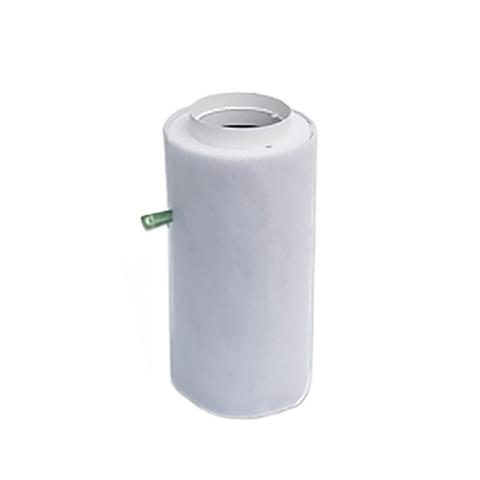 Фильтр воздушный угольный 500*140 Gorshkoff D 125 №2