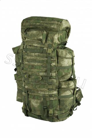 Рюкзак экспедиционный горный ССО Эдельвейс-4 (90-120л), A-Tacs FG, новый