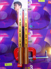Ракетка для настольного тенниса №31 CombiCarbon/Hurricane III