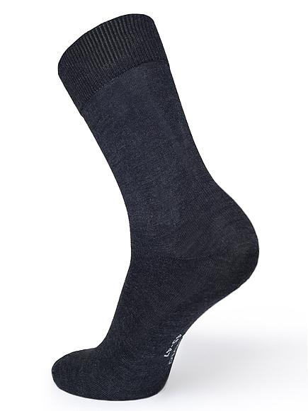 Женские термоноски с шерстью мериносов Norveg Wool+Silk