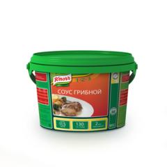 Соус Грибной Knorr 1,5кг