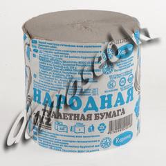 Туалетная бумага «Народная»