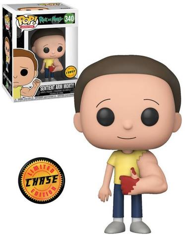Фигурка Funko POP! Vinyl: Rick  Morty: Sentinent Arm Morty 28451 (CHASE)