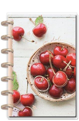 Блокнот  для записи кулинарных рецептов Mini Happy Planner® - Bon Appetit (Recipe Organizer)- 12 х 18см.