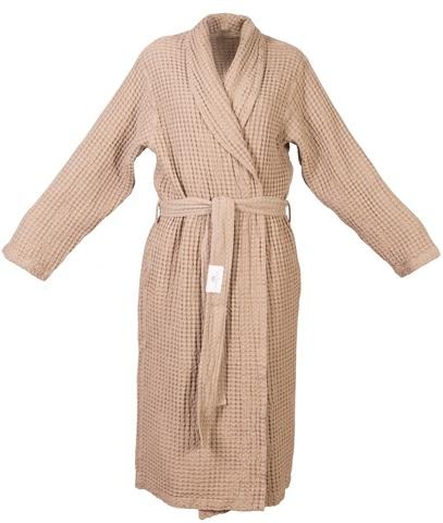 Элитный халат вафельный Pousada 711 Taupe от Abyss & Habidecor