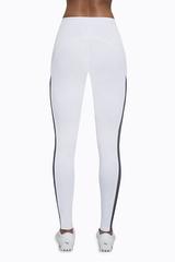 Спортивные легинсы белые 200 den