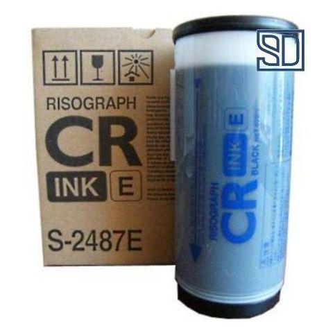 Краска черная RISO CR S-2487E